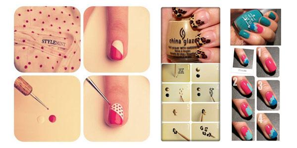25 Best Easy Nail Art Tutorials