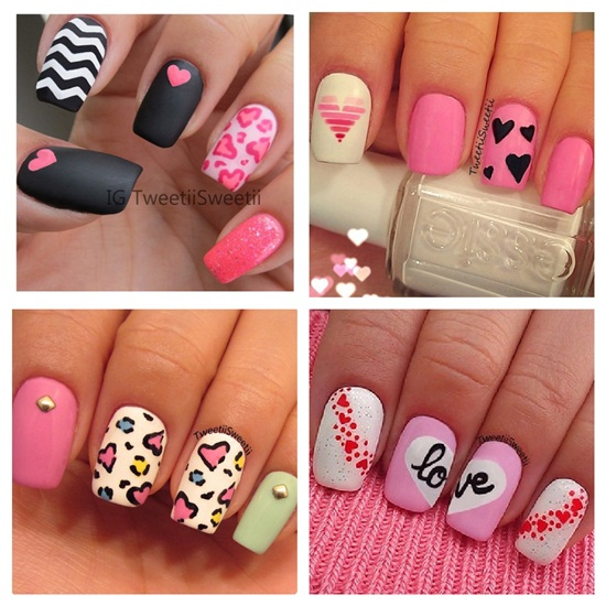Simple Nail Art Designs Gallery: Easy Nail Designs