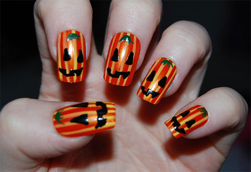Best Halooween Nail Art Trends