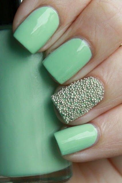 Caviar Nails 1