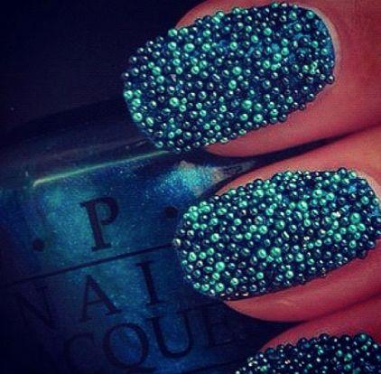 Caviar Nails 13