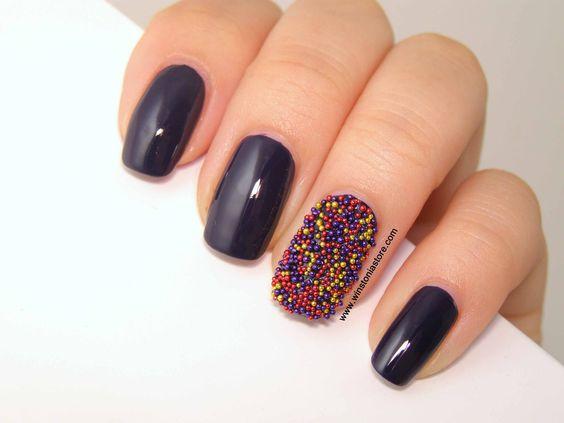 Caviar Nails 16