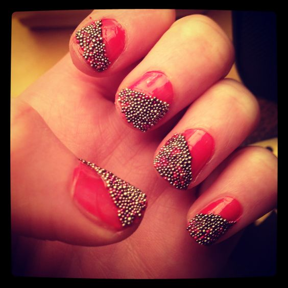 Caviar Nails 19