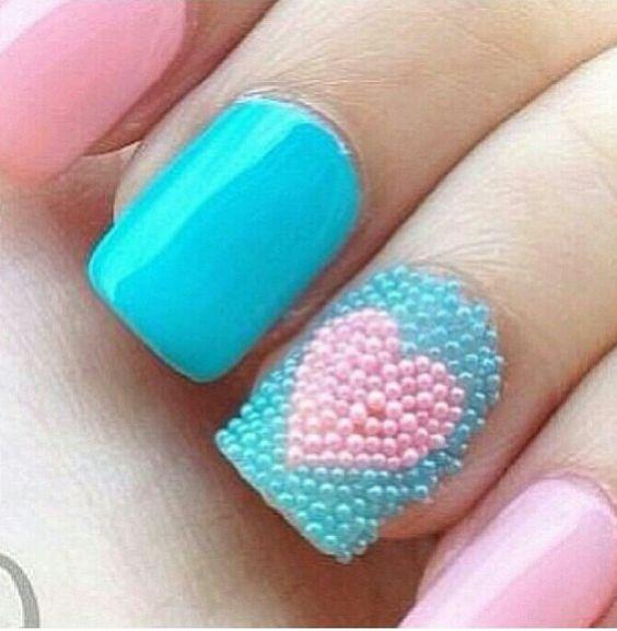 Caviar Nails 2