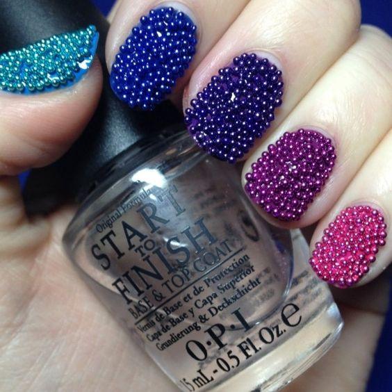 Caviar Nails 3