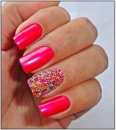 Caviar Nails 8