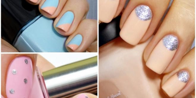 DIY 4 Nail Styles