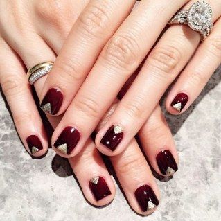 Easy Triangle Nail 5