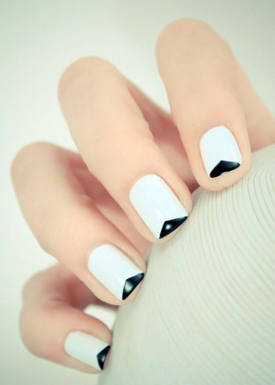 Easy Triangle Nail 8