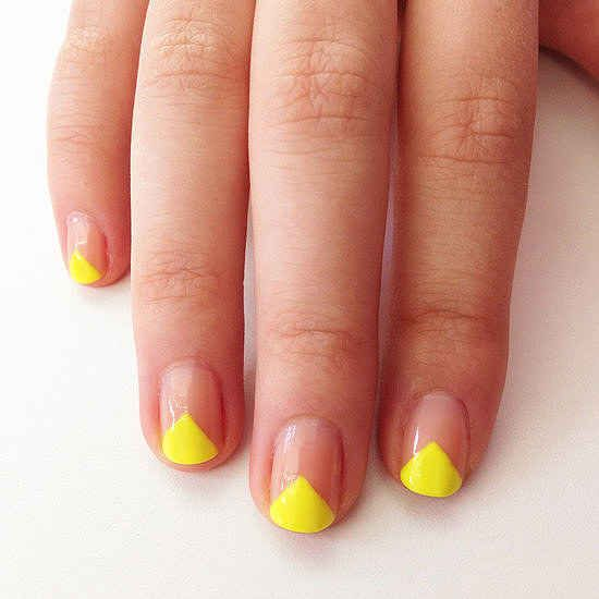 Easy Triangle Nail