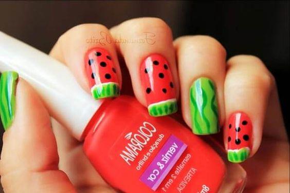 Fruit Nails 1