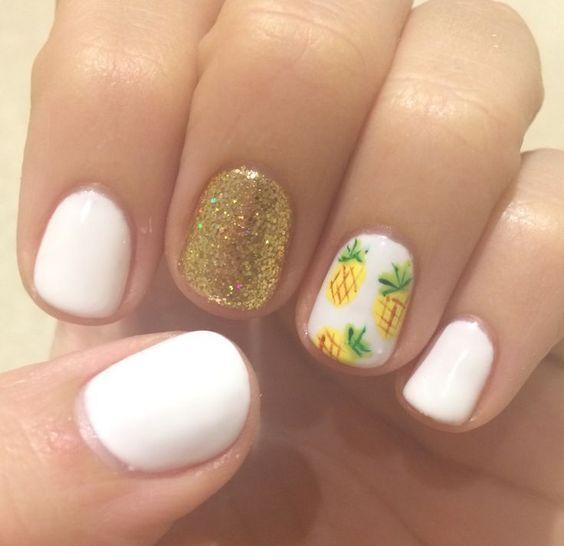 Fruit Nails 10