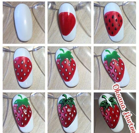 Fruit Nails 11