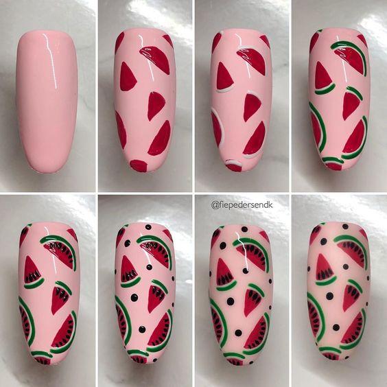Fruit Nails 12
