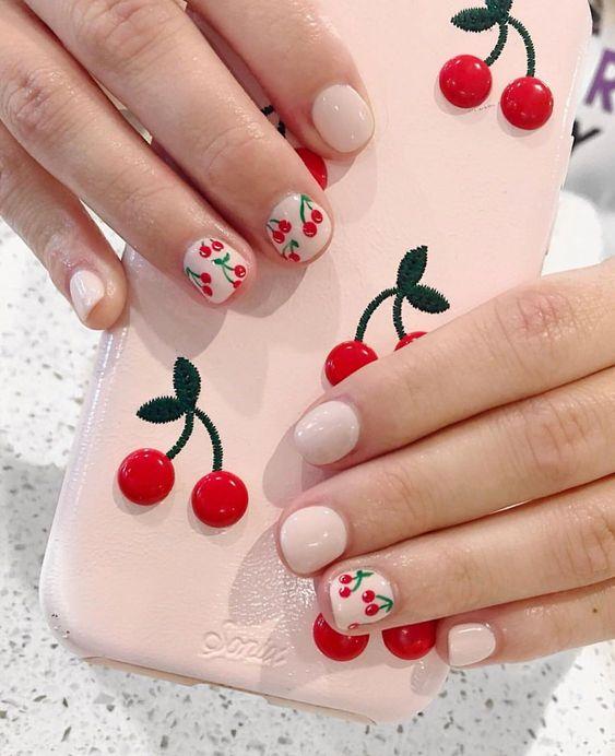 Fruit Nails 14