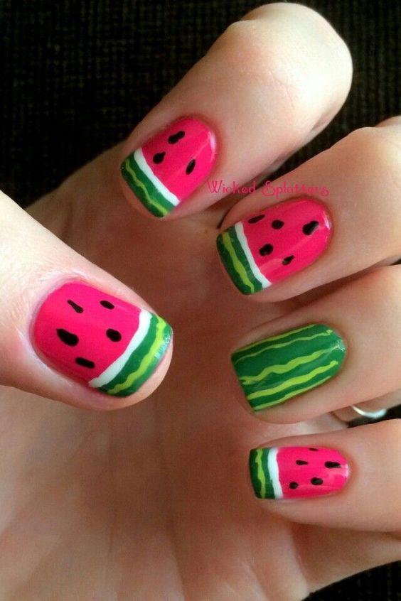 Fruit Nails 3