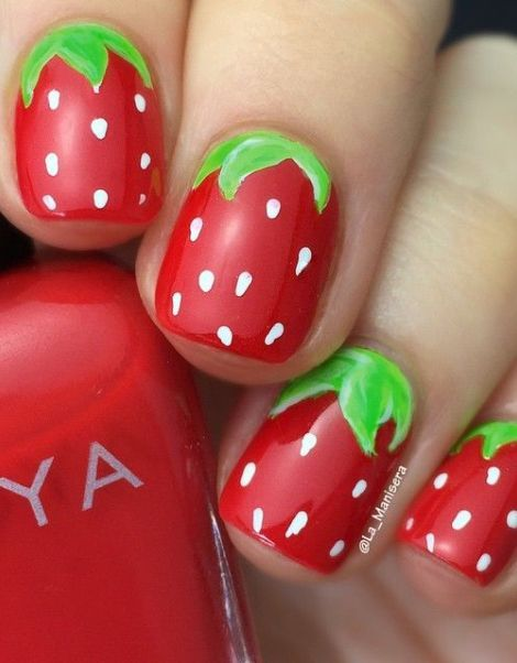Fruit Nails 4