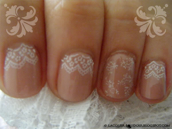 NailArt-Lace
