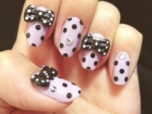 Nails Pin Up Style 5