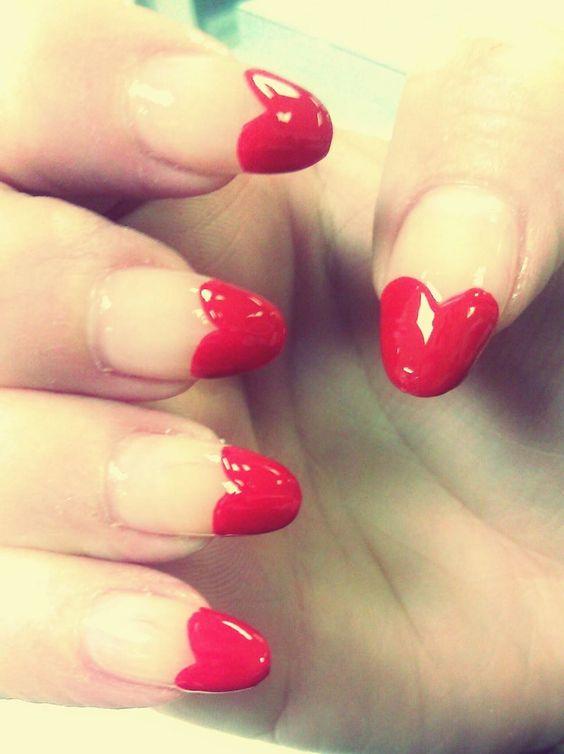 Nails Pin Up Style 7