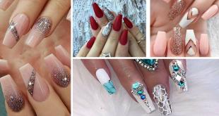 Nails decorated walkthrough