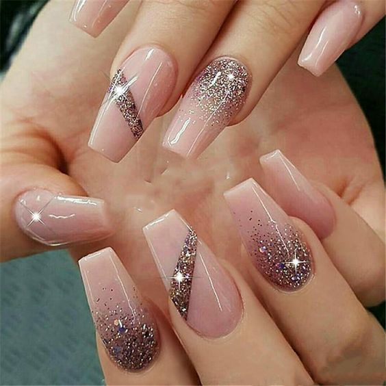 Nails decorated walkthrough 7