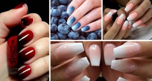 Ombre Nail Ideas