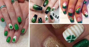 St. Patrick's Day NAils Ideas