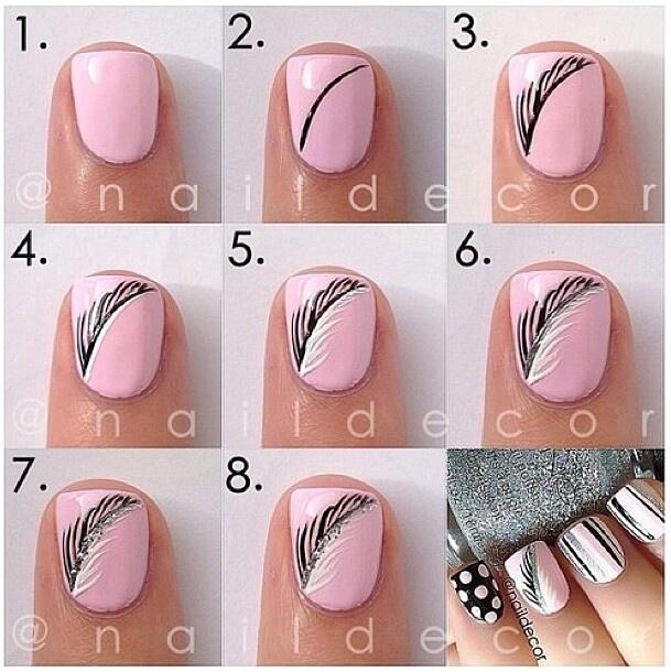 best easy nail art