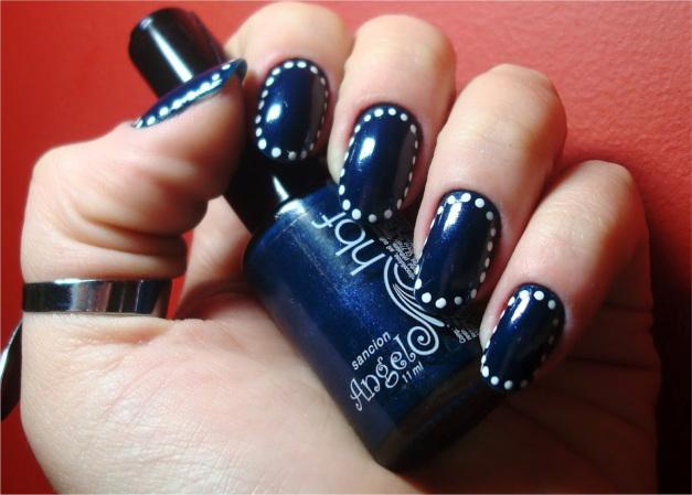 border nail ideas tutorial 4