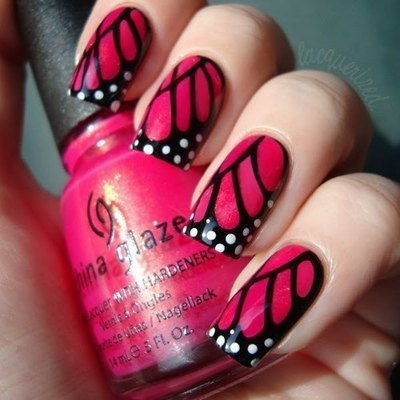 butterfly_nail_art
