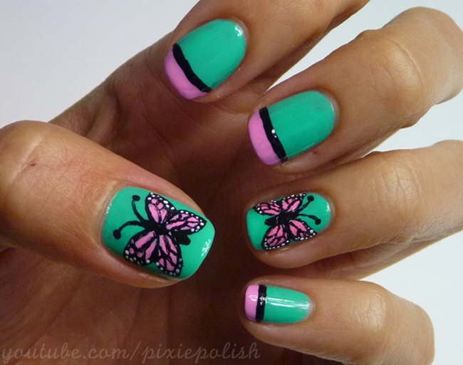 butterfly_nail_art_by_pixieamor