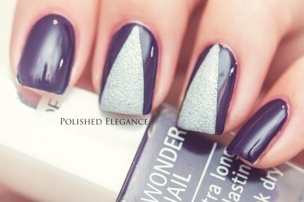 cute nail art idea