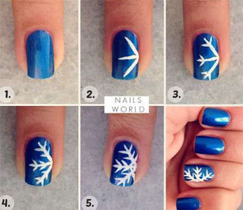 diy christmas nails 3