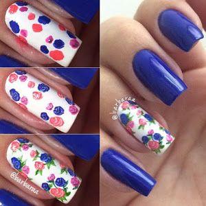 easy nail ideas tutorials 1