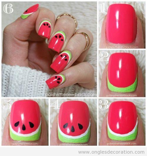 easy nail ideas tutorials 3