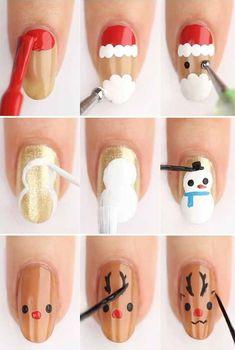 easy nail ideas tutorials 9