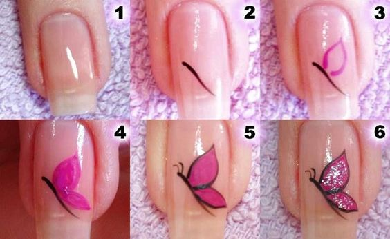 easy nail ideas tutorials