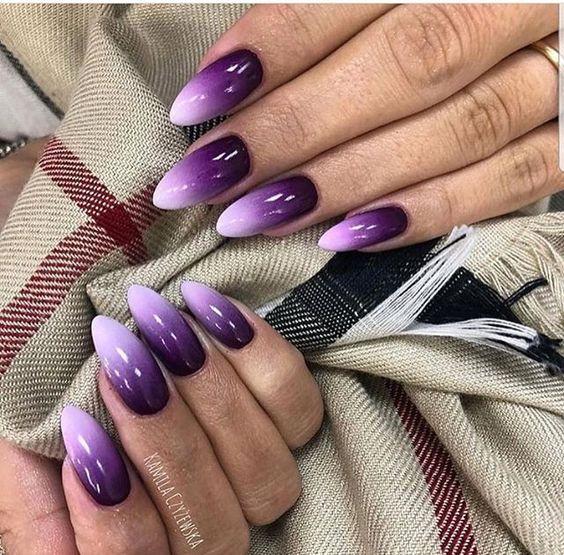 gradient nails 1