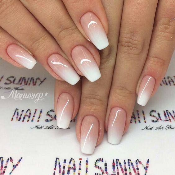 gradient nails bride 2