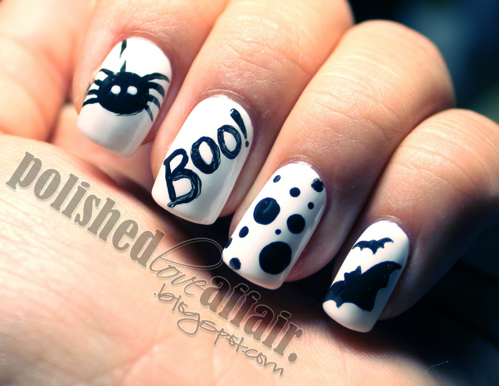 halloween nail ideas beautiful