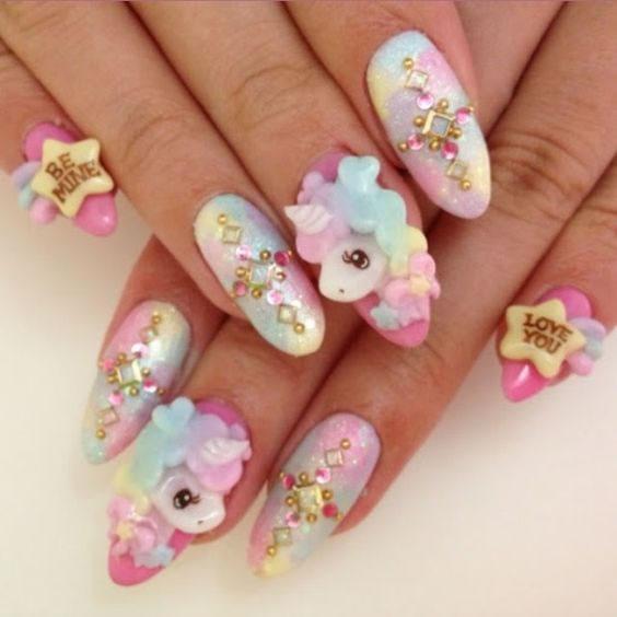 japanese nail designs 1