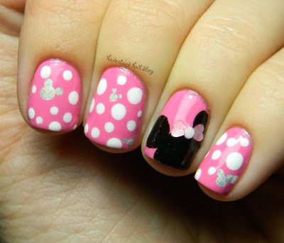 minnie-mouse-nails-photo