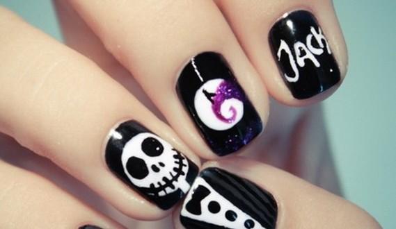 10 Fun Halloween Nail Art Ideas
