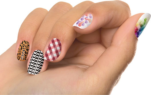 nails art tenshi