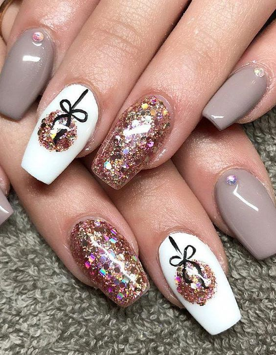 new year nails 1