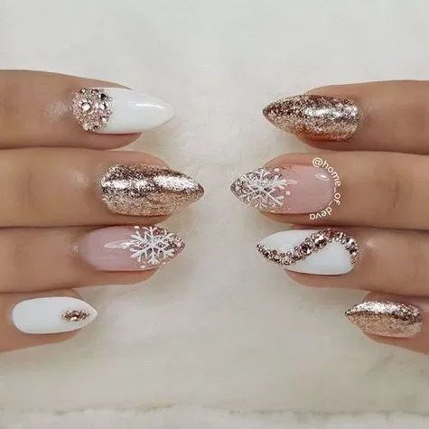 new year nails 2