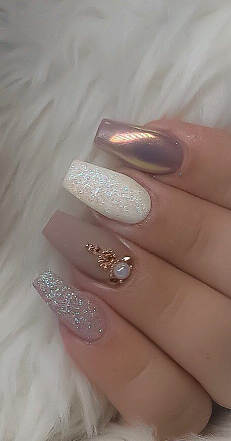 new year nails 5