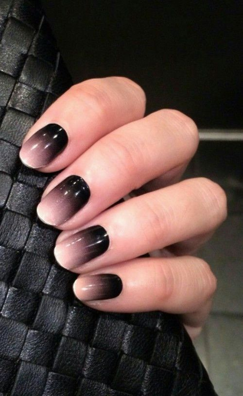ombre nail ideas 1