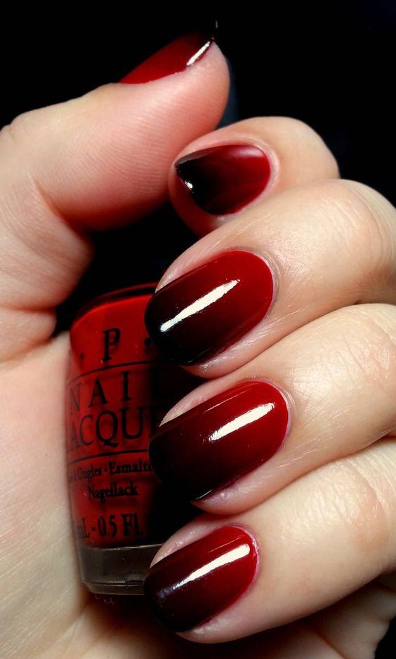 ombre nail ideas 10